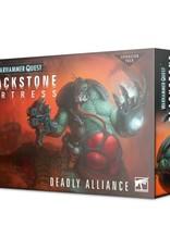 Black Stone Fortress Black Stone Fortress - Deadly Alliance