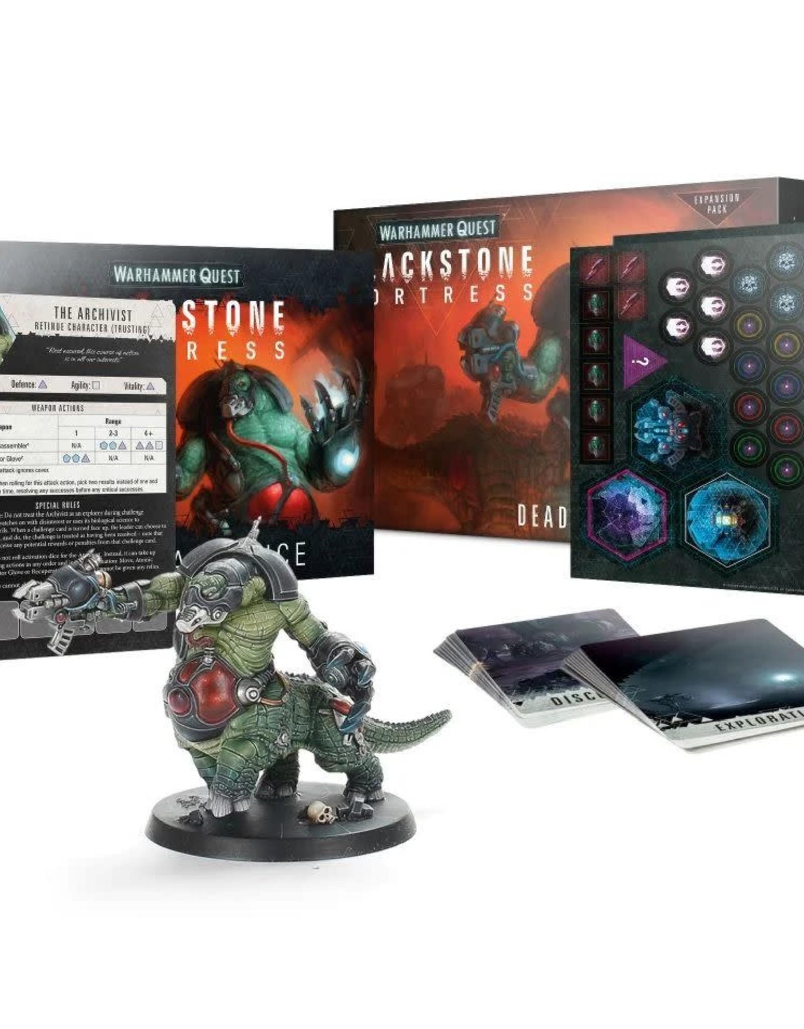 Blackstone Fortress Blackstone Fortress - Deadly Alliance