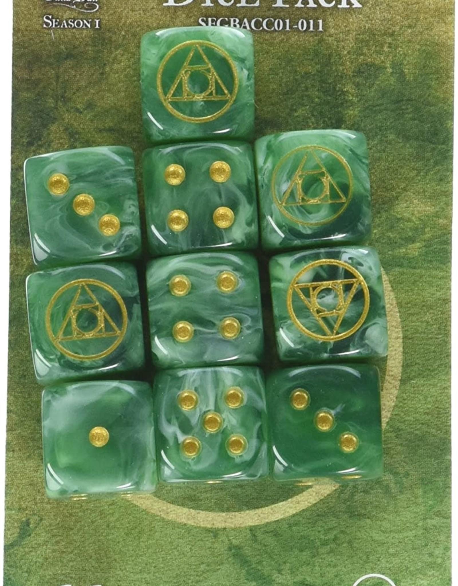 Guild Ball Alchemist Dice