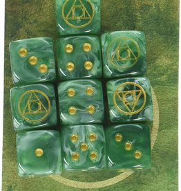 Guild Ball Alchemist Dice