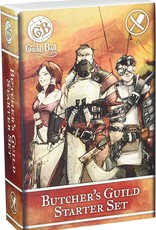 Guild Ball Butchers Guild Season 1