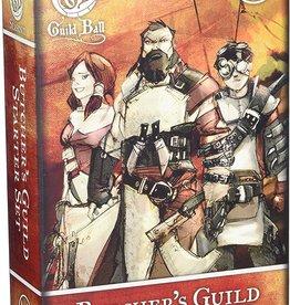 Guild Ball Butchers Guild Starter - Season 1