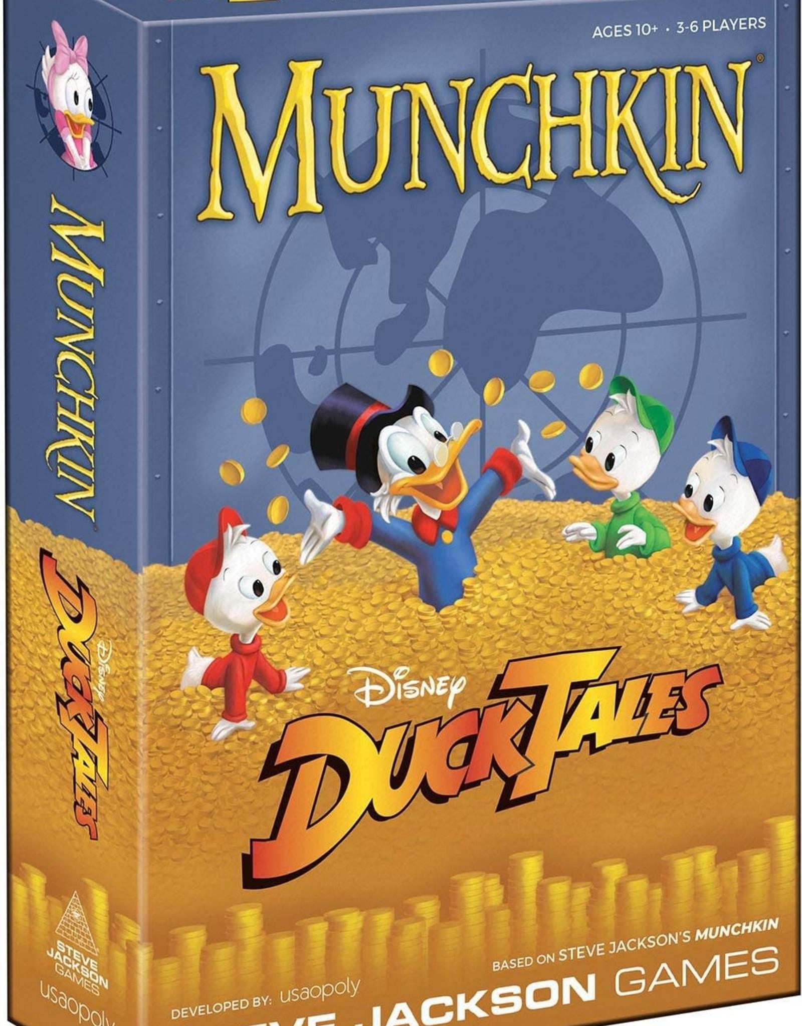 Munchkin Munchkin - Ducktales