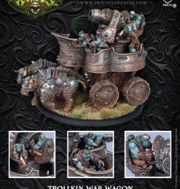 Hordes Trollbloods - War Wagon