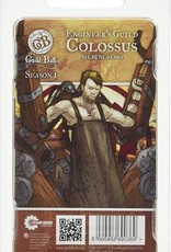 Guild Ball GB - Engineers - Colossus