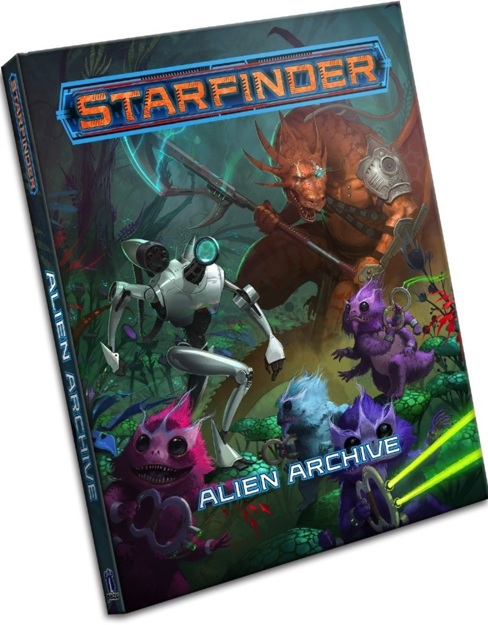 Starfinder Starfinder - Alien Archive