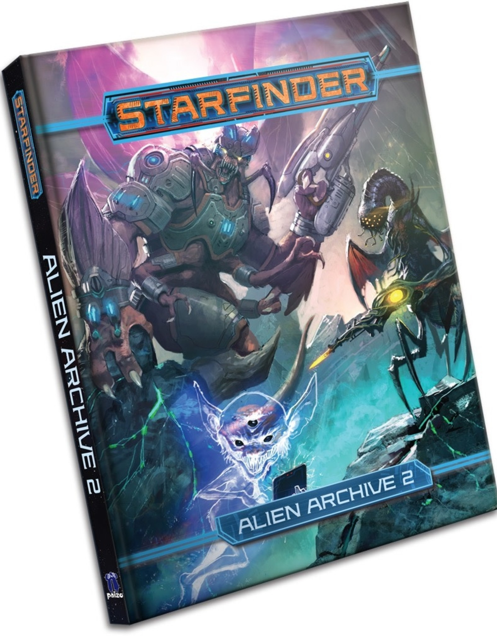 Starfinder Starfinder - Alien Archives 2
