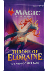 Magic the Gathering Throne of Eldraine Booster