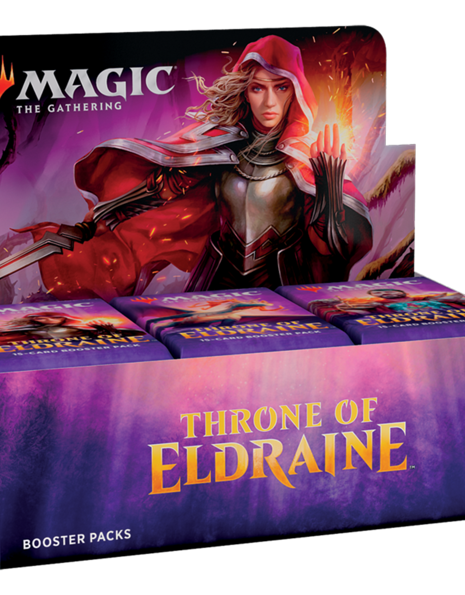 Magic the Gathering Throne of Eldraine Booster Box