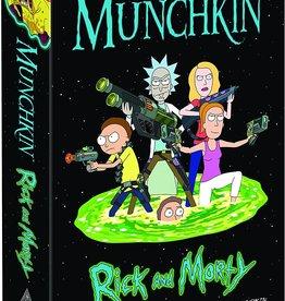 Munchkin Rick and Morty Munchkin