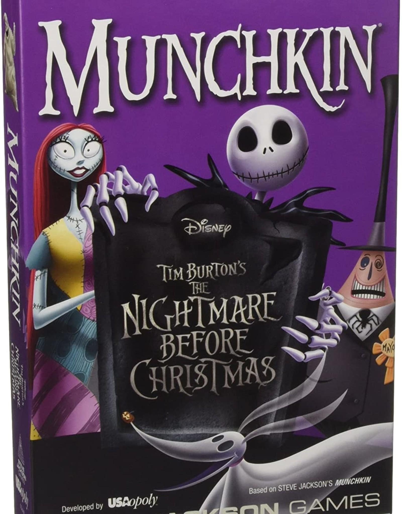 Munchkin Munchkin Nightmare Before Christmas