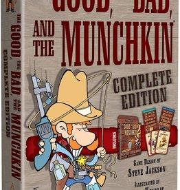 Munchkin The Good, The Bad, The Munchkin