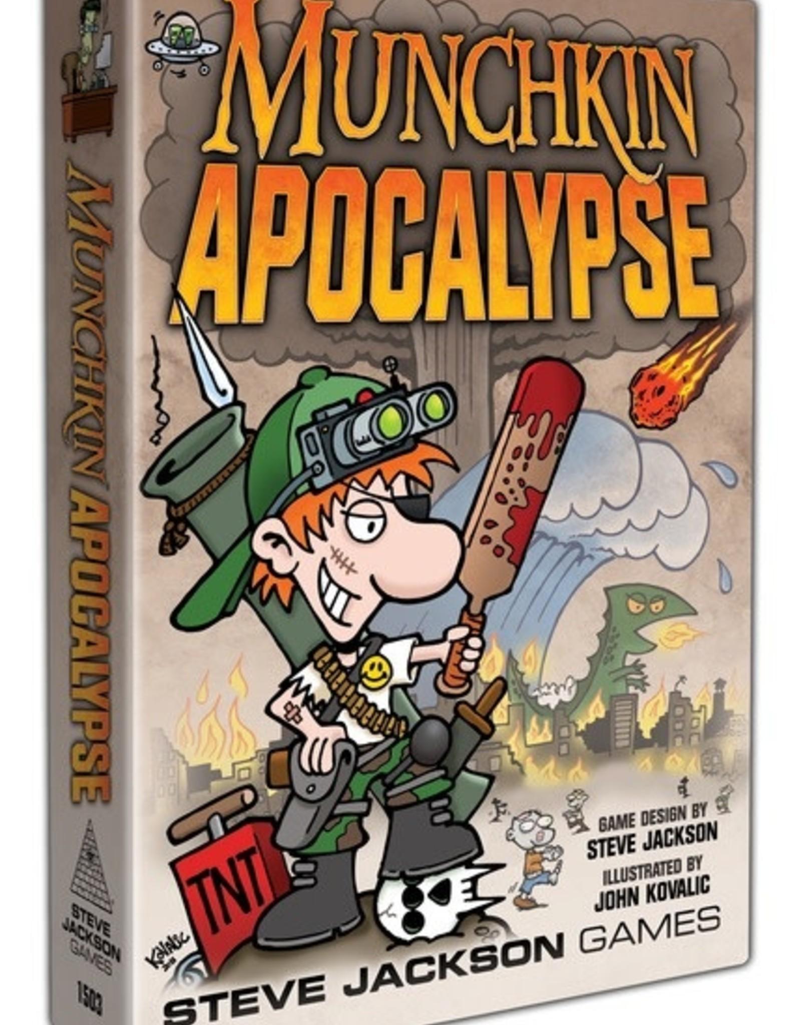 Munchkin Munchkin - Apocalypse