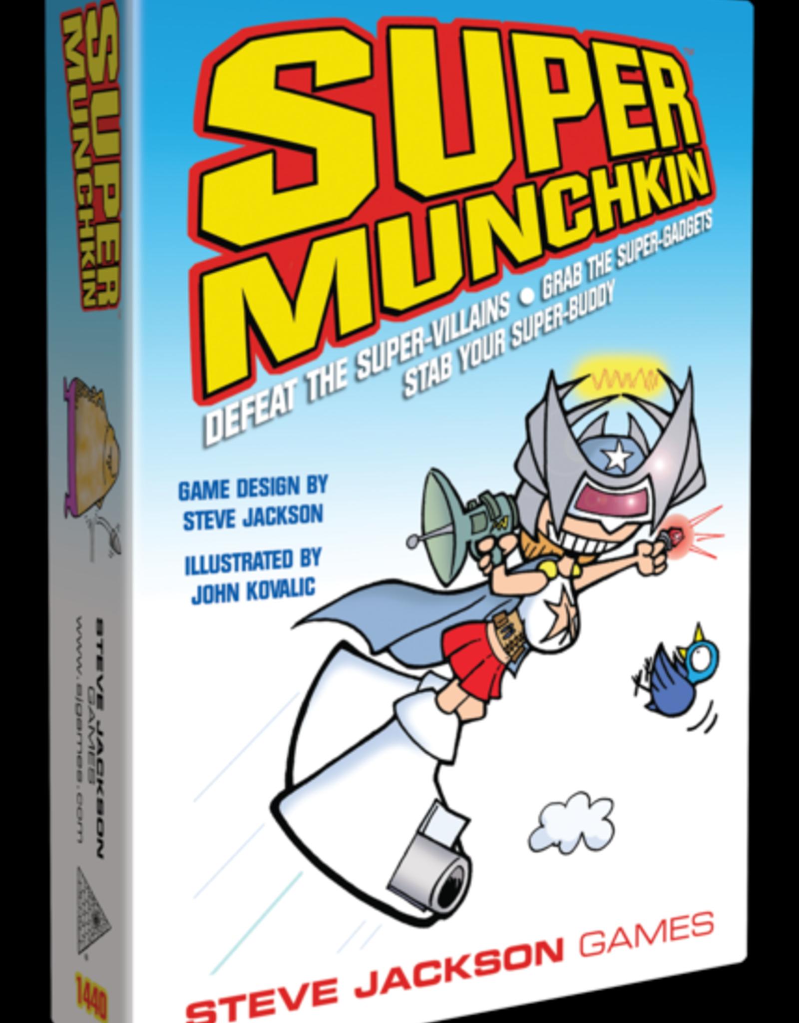 Munchkin Super Munchkin
