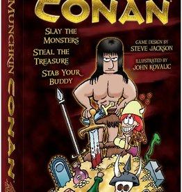 Munchkin Munchkin - Conan Box