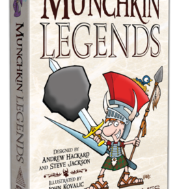 Munchkin Munchkin - Legends