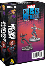 Crisis Protocol Hawkeye and Black Widow