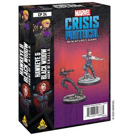 Crisis Protocol Hawkeye and Black Widow