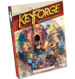 Genesys Keyforge - Secrets of the Crucible