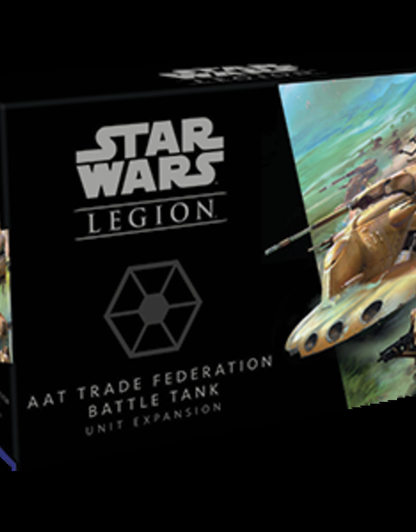 Star Wars Legion AAT Trade Feration Battle Tank