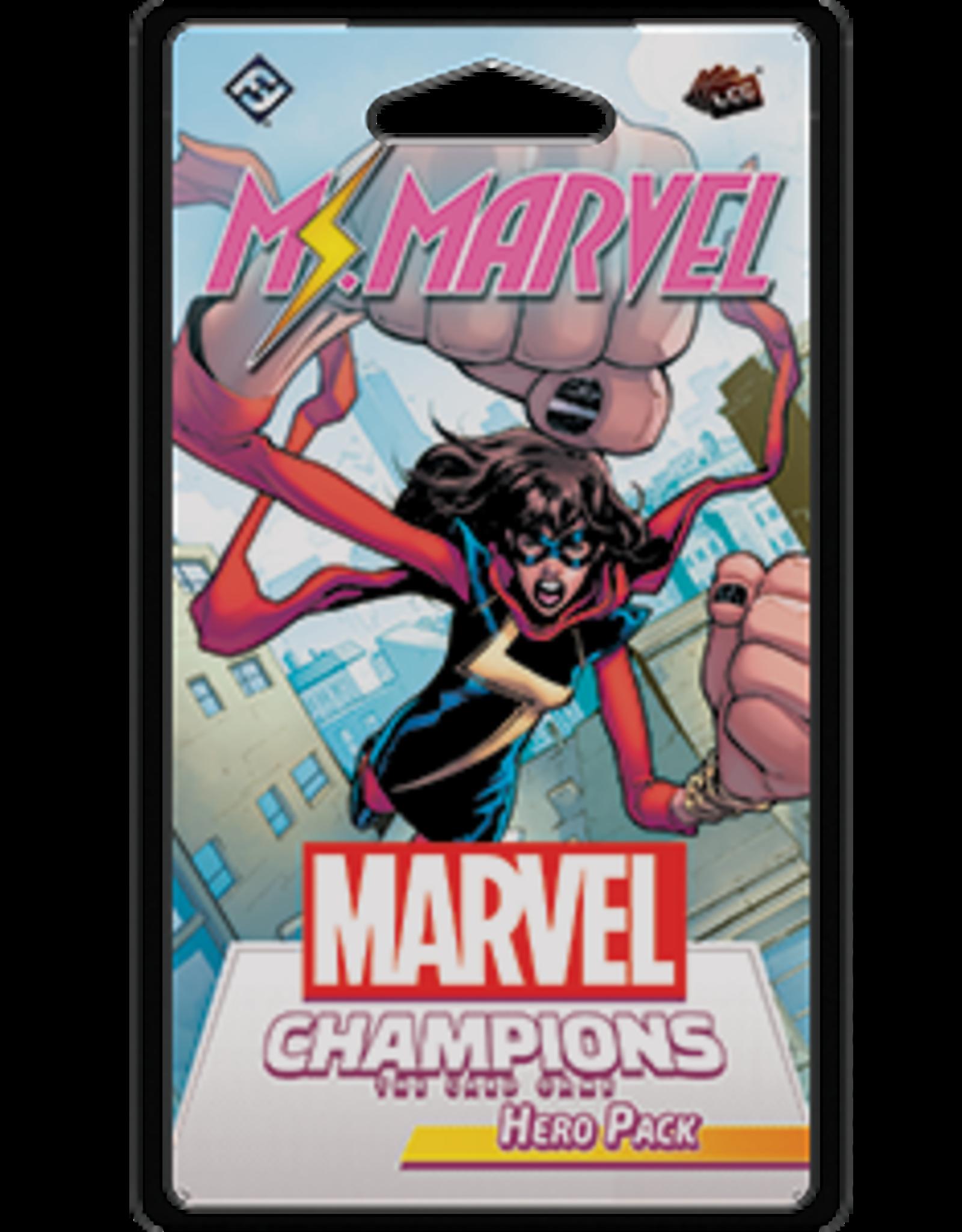 Marvel Champions LCG Ms. Marvel Hero Pack
