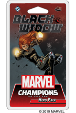 Marvel Champions LCG Black Widow - Hero Pack