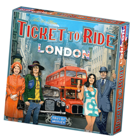 Ticket to Ride Ticket to Ride: London