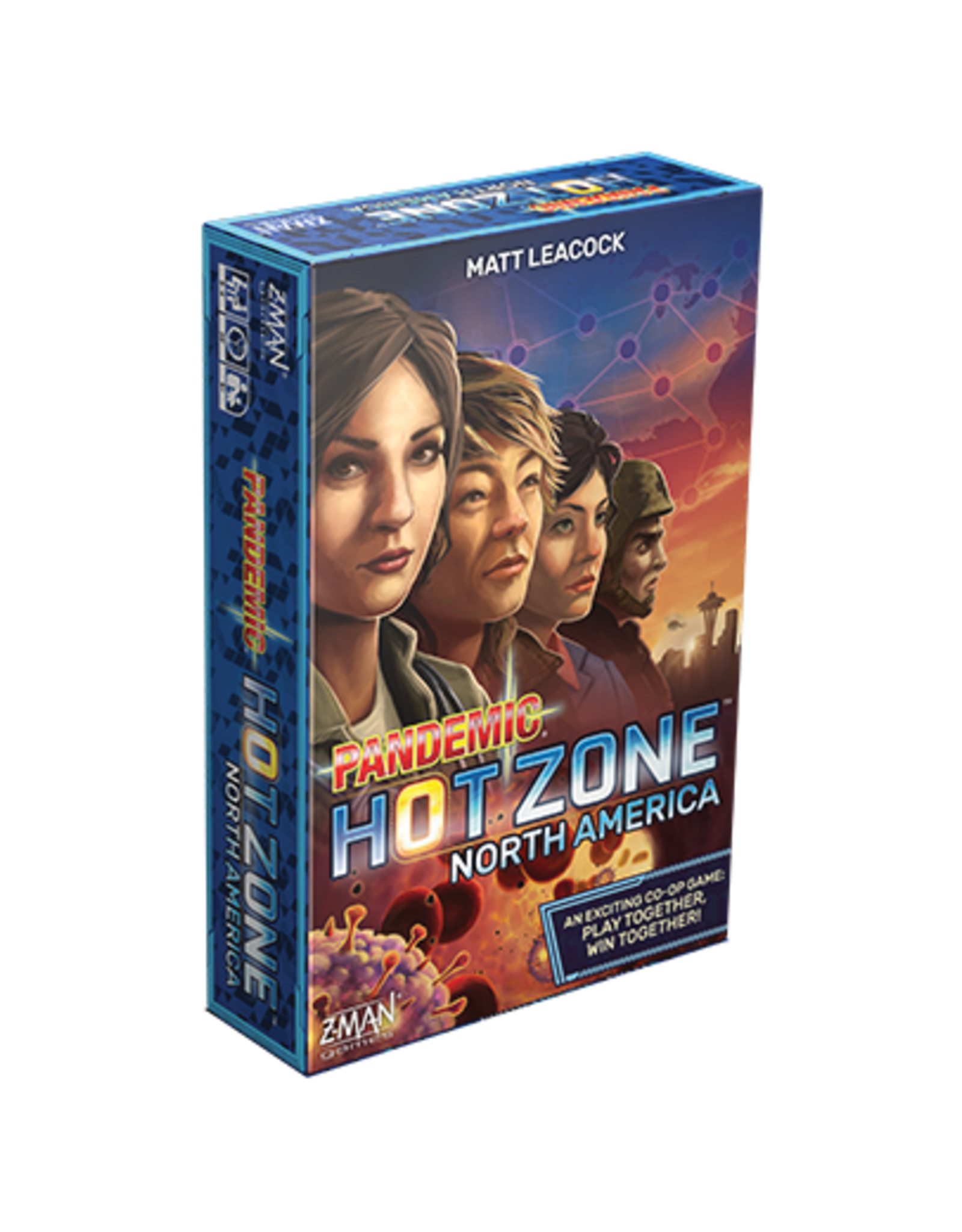 Pandemic Pandemic Hot Zone
