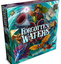 Forgotten Waters Forgotten Waters