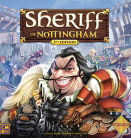 Sheriff of Nottingham Sheriff of Nottingham 2nd Edition
