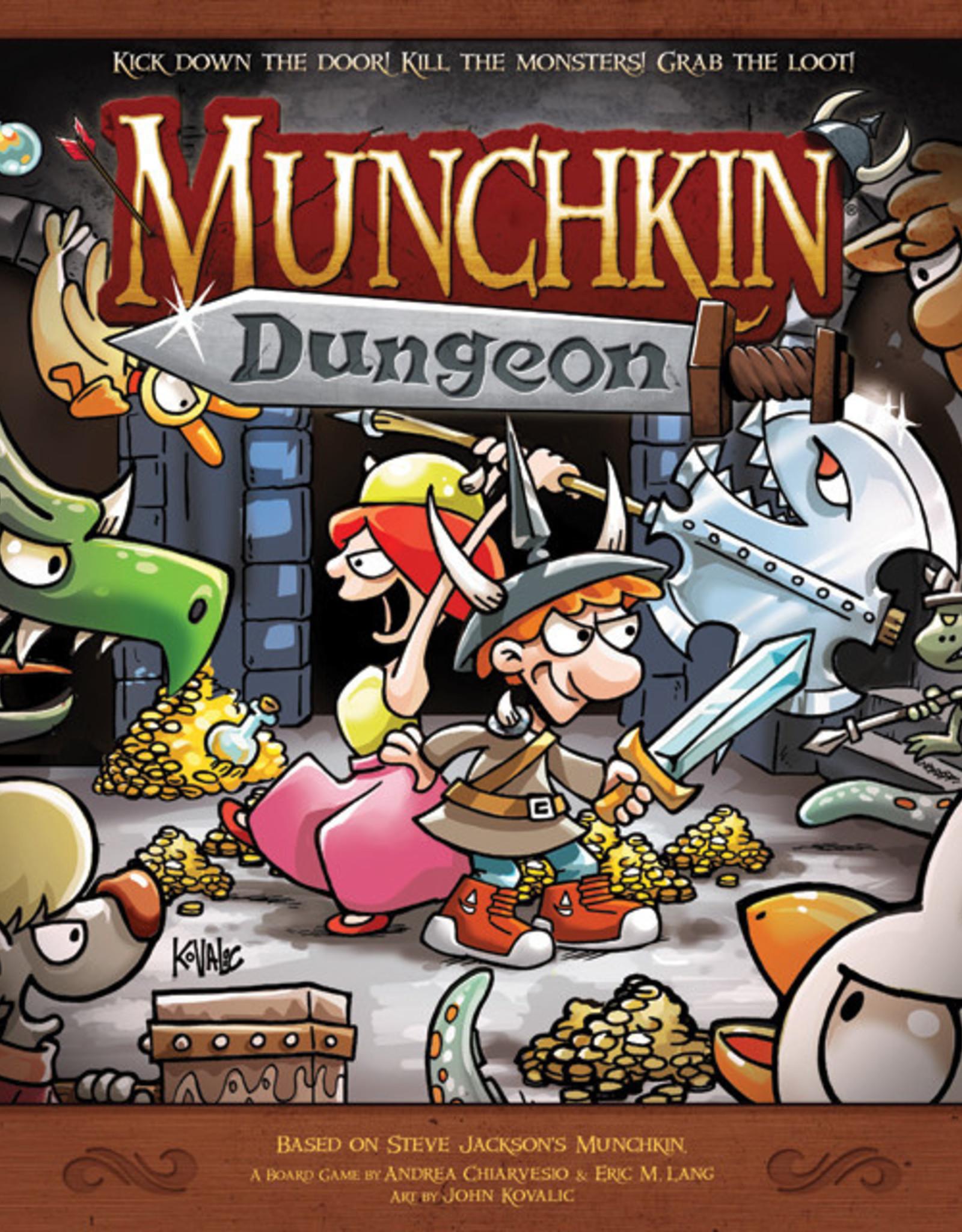 Munchkin Munchkin Dungeon