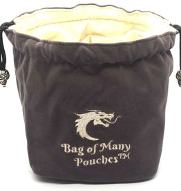 Bag of Many Pouches Bag of Many Pouches: Gray