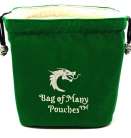Bag of Many Pouches Bag of Many Pouches - Green