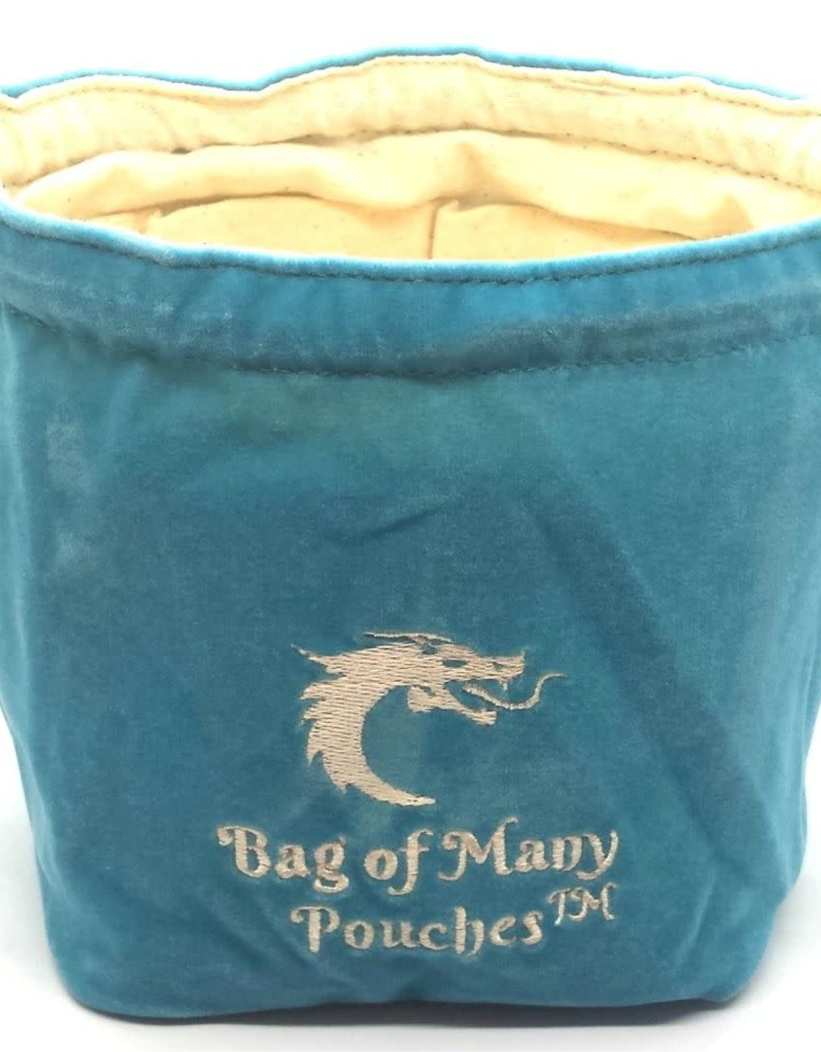 Bag of Many Pouches Bag of Many Pouches: Teal