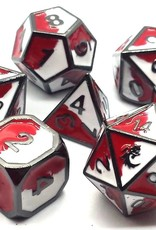 Dragon Forged Dragon Forged Red/White Black Nickle