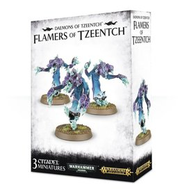Age of Sigmar Flamers of Tzeentch