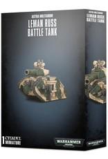 Warhammer 40k Leman Russ Battle Tank