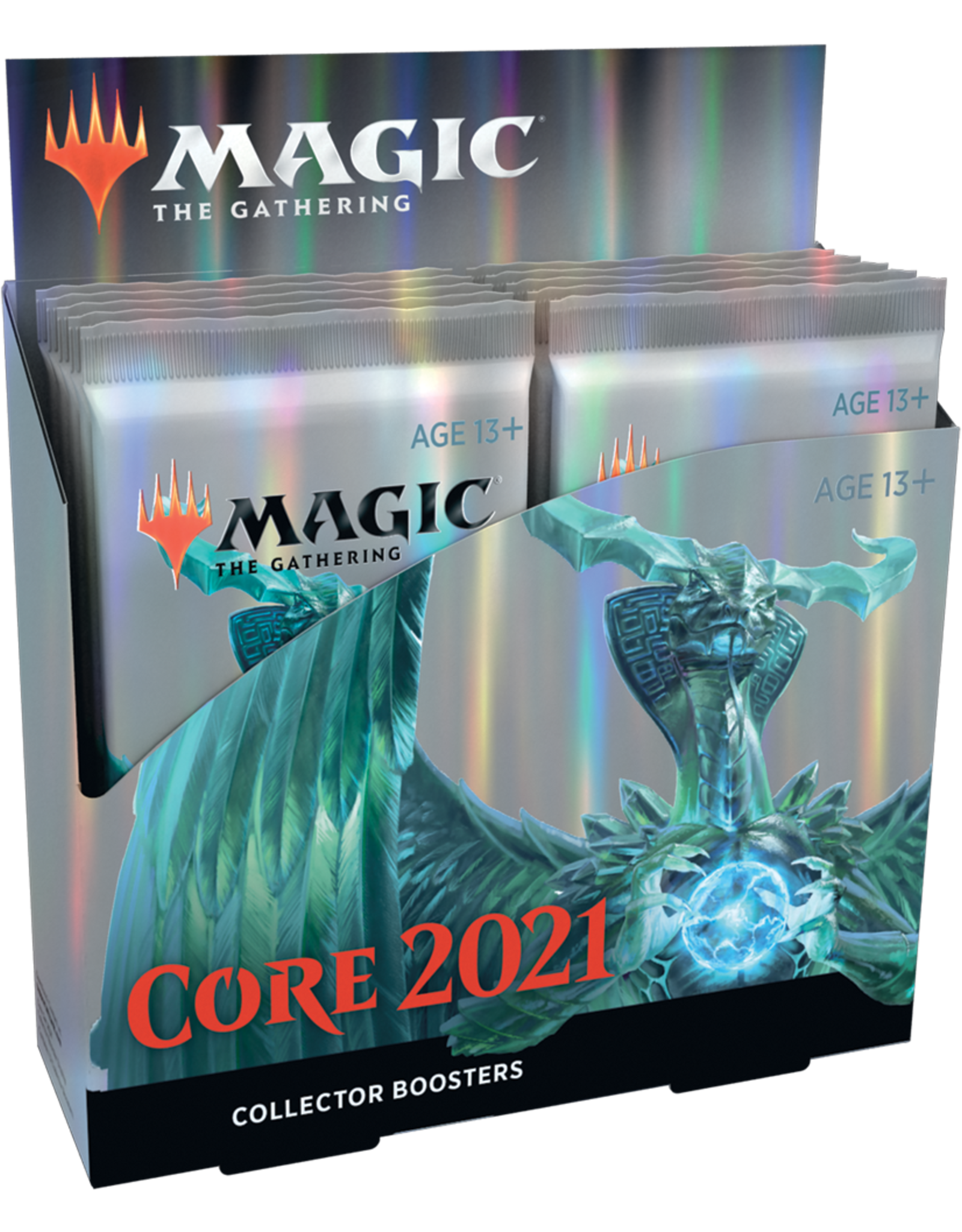 Magic the Gathering Core 2021 Collector Booster Box