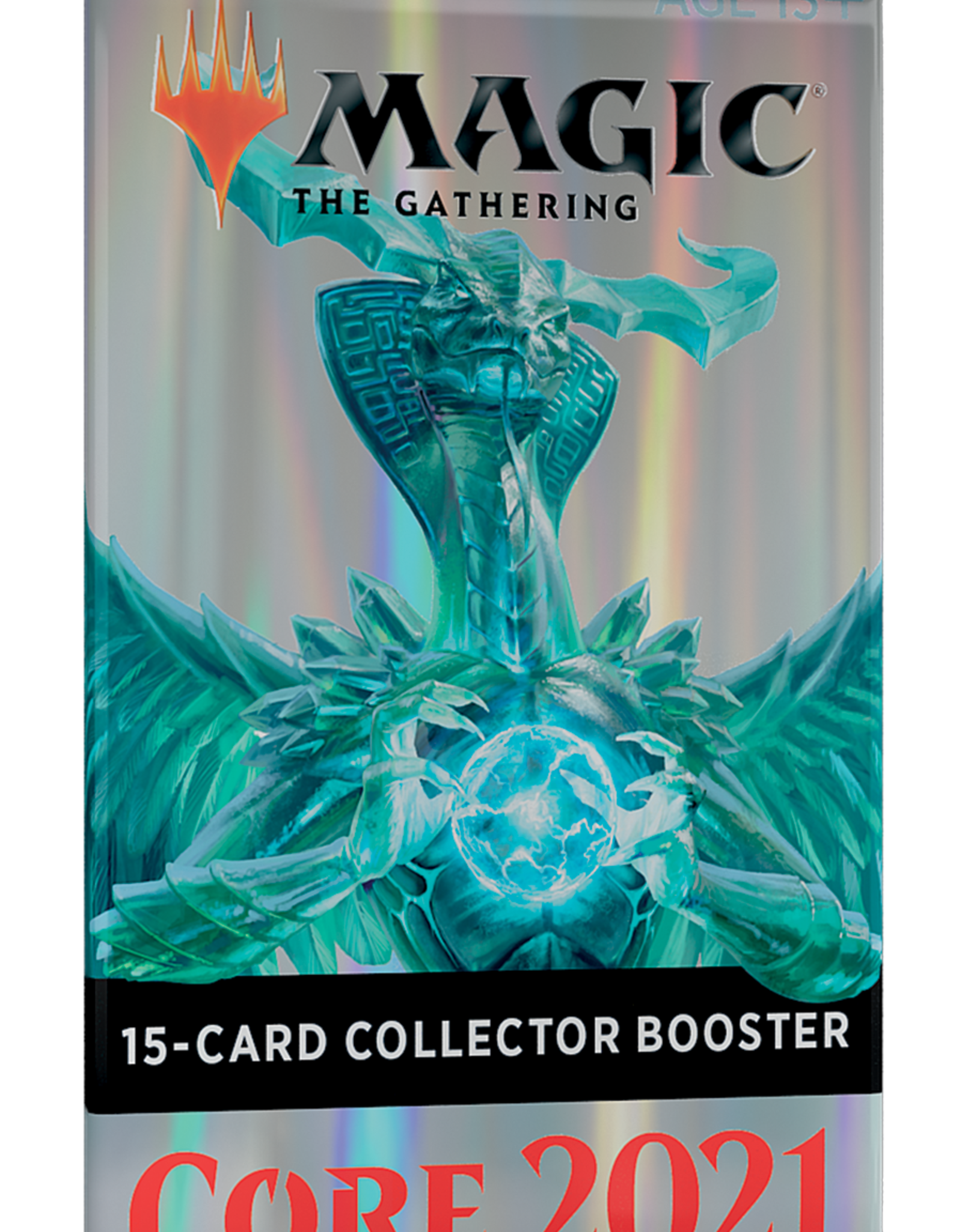 Magic the Gathering Core 2021 Collector Booster Pack