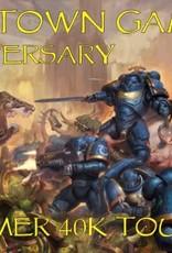 Warhammer 40k 9th Anniversary 40k Tournament Ticket