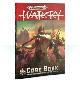 Warcry Warcry - Core Rulebook