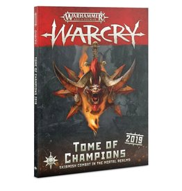Warcry Warcry - Tome of Champions 2019