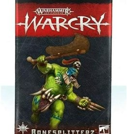 Warcry Warcry - Bonesplitterz Cards