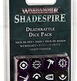 Warhammer Underworlds Underworlds - Deathrattle Dice
