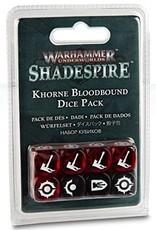 Warhammer Underworlds Underworlds - Khorne Bloodbound Dice