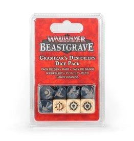 Warhammer Underworlds Underworlds - Grashrak's Despoilers Dice