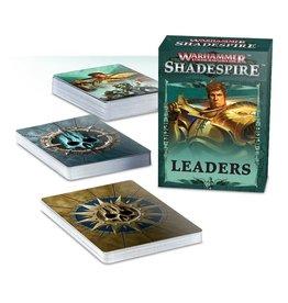 Warhammer Underworlds Underworlds - Shadespire - Leaders Deck