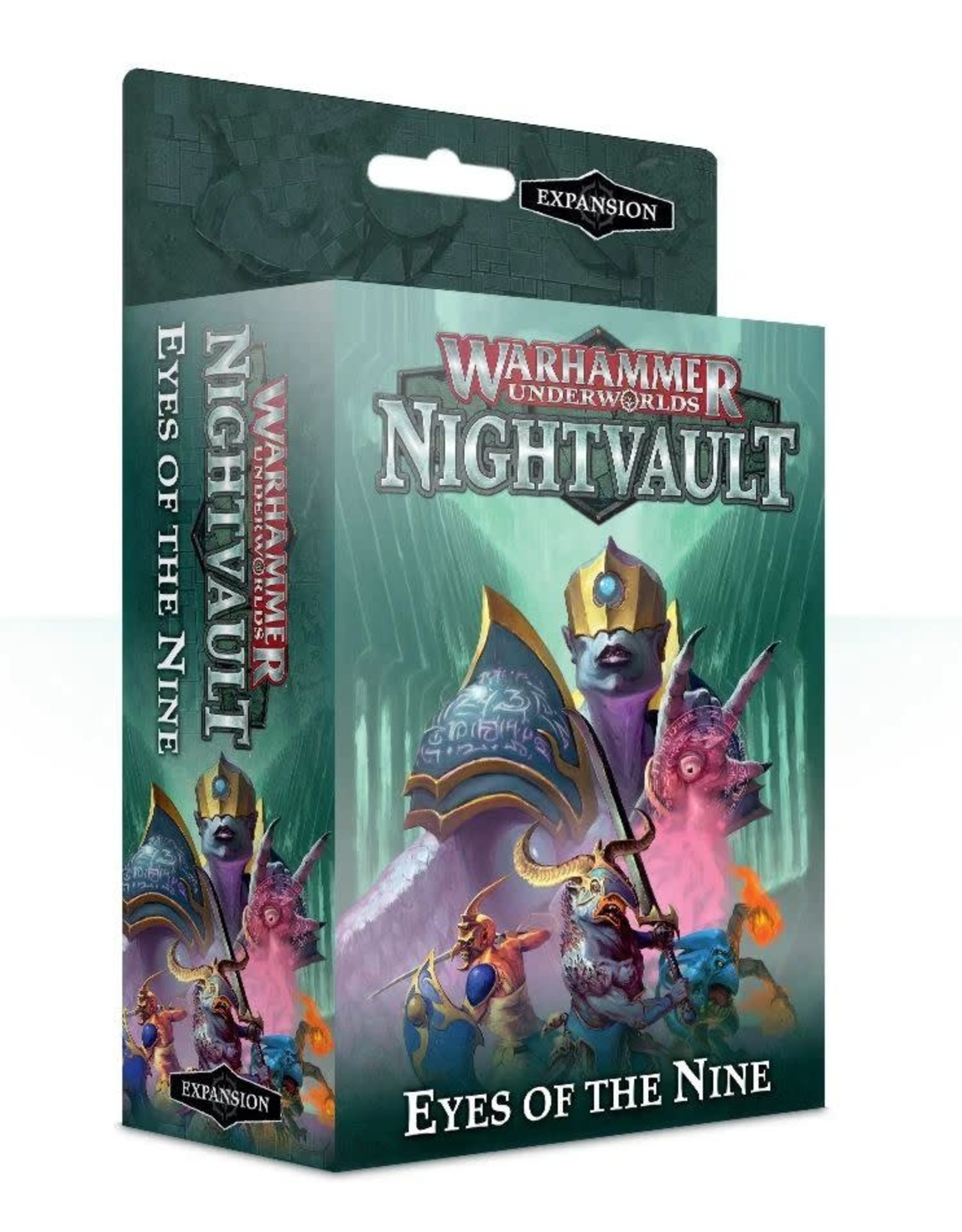Warhammer Underworlds Underworlds -Nightvault - Eyes of the Nine