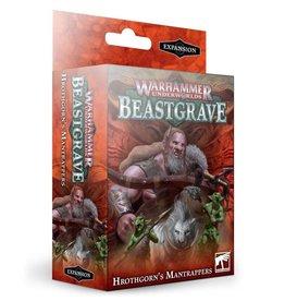 Warhammer Underworlds Underworlds - Beastgrave - Hrothgorn's Mantrappers