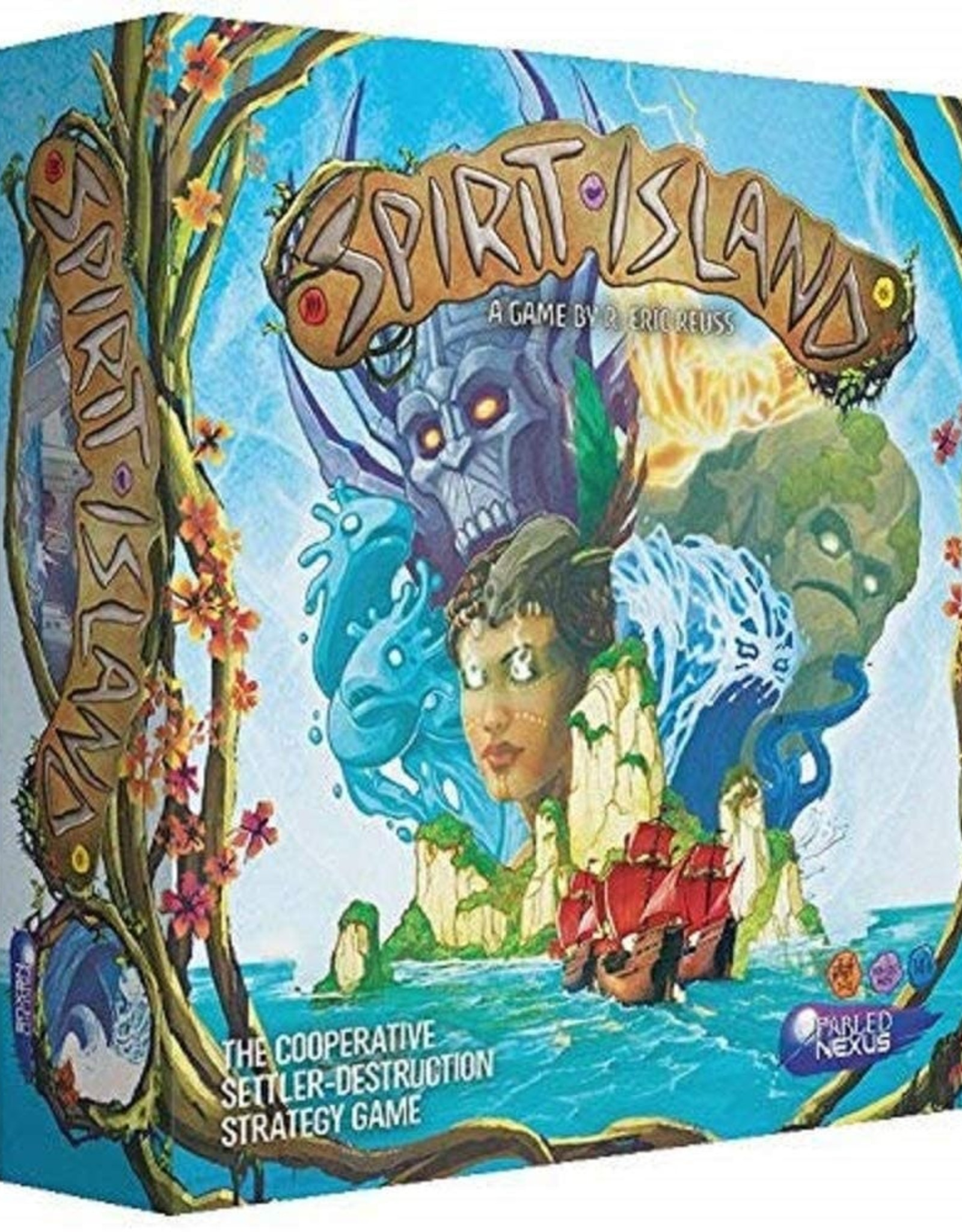 Spirit Island Spirit Island